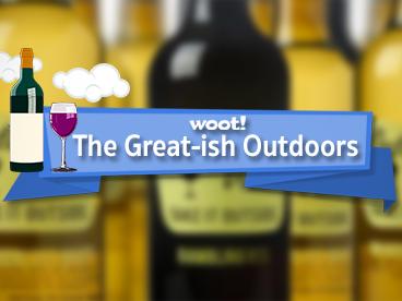 WINE FOR ENJOYING OUTSIDE