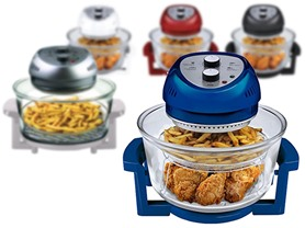 Big Boss Oil-Less Fryer - 5 Colors