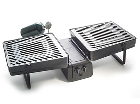 Elevate Portable Gas Grill - 14,000 BTU