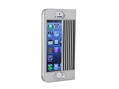 SpiritSlider iPhone 5 Slider Case - Silver