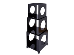 Wood Cube Set