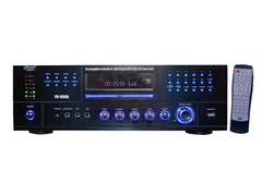 1000 Watt AM-FM Receiver w/ CD/DVD/MP3/USB