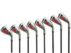 Men's AMP Graphite Irons 4-PW, AW