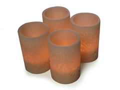 Westinghouse Flameless LED Candles 4pk