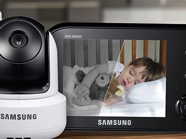 Samsung 2-Camera Baby Monitoring System