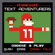 Football: The Text Adventure