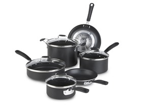 Emeril 10-Piece Cookware Set