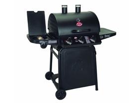 Char-Griller Grillin' Pro 40,800-BTU Gas Grill