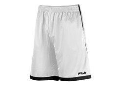Fila Men's Athletic Shorts - White/Black