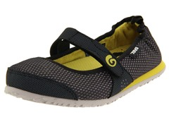 Teva Womens Mush Frio Mary Jane, Blk (8)