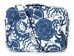 Giga Be Laptop Case - Cobalt Blossom