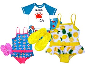 Swimsuit Sets (12M-4T)