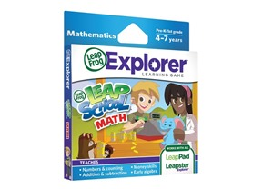 LeapSchool Math Learning Game