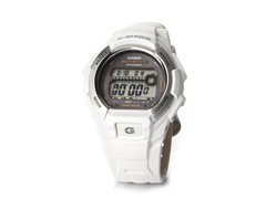 G-Shock Solar Atomic White
