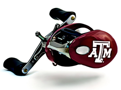 Texas A&M Baitcasting Reel