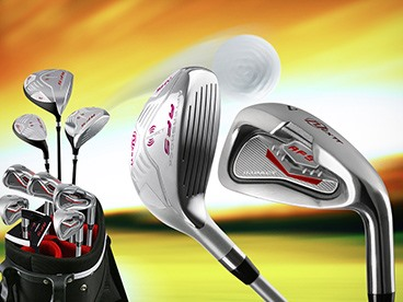 Aftershock Golf Sets for Men and Women