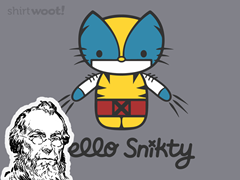 Hello Snikty