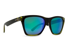 VonZipper Booker, Black/Lime