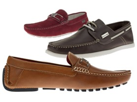 Luciano Natazzi Men's Shoes