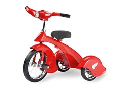 Red Bird Retro Trike