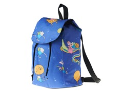 Bioworld Adventure Time Mini Backpack