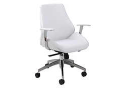 Isobella Office Chair Ivory