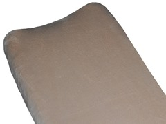 Minky Changing Pad Cover - Latte