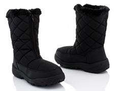 Rasolli  Snow Boots Wind 4, Black