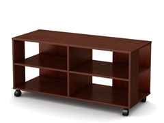 South Shore Jambory TV Stand/Storage Cherry