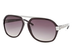 Just Cavalli JC320S Silver/Purple