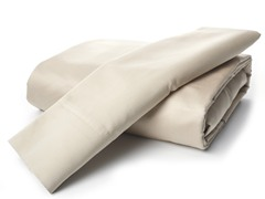 800TC Egyptian Cotton-Khaki-2 Sizes