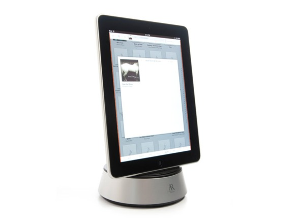 ar 30 pin ipod ipad docking station. Black Bedroom Furniture Sets. Home Design Ideas