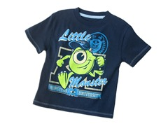 Monsters University Tee - Navy (2T-4T)