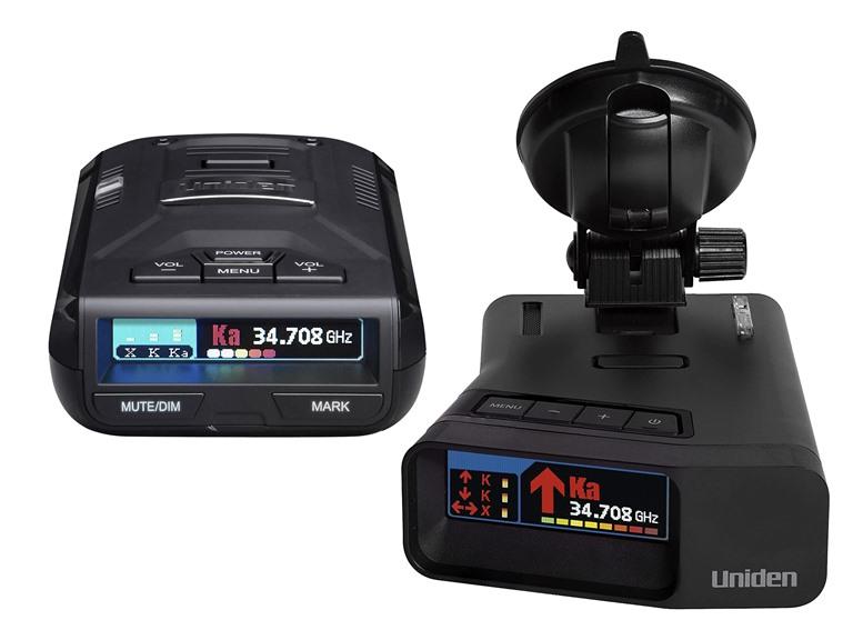 Uniden Radar Detectors