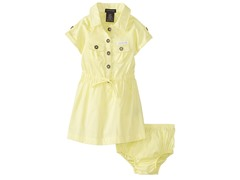 Yellow Safari Dress (12M-4T)