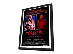 Carrie 27x40 Framed