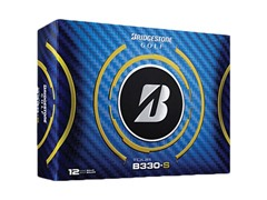 Bridgestone Tour B330-S Golf Ball 12-Ball Pack