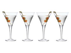 9oz Martini - Set of 4