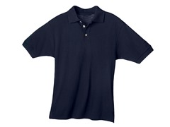 Navy w/ Contrast Buttons