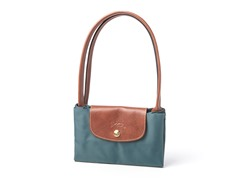 Longchamp Le Pliage Shopping Handbag, Blue
