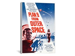Plan 9 From Outer Space (2-Sizes)