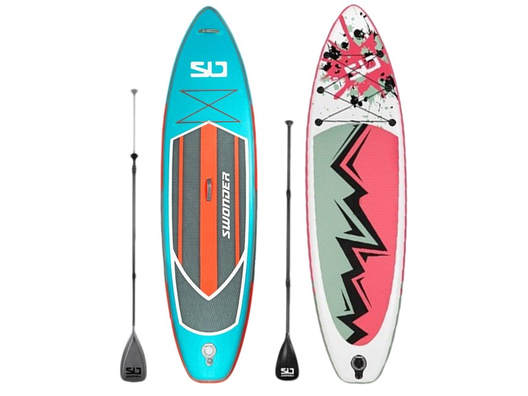 SWonder Inflatable Stand Up Paddle Boards