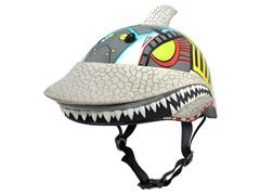 Silver CyberShark Helmet (5+Yrs)