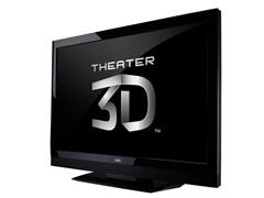 """47"""" 1080p 3D LCD HDTV w/ Apps"""