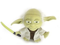 Yoda Super Deformed Plush