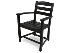 La Casa Cafe Dining Chair, Black