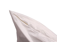Pillow Protector with Invisible Zipper - Multiple Sizes