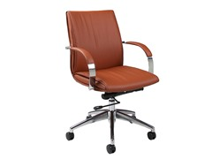 Josephina Office Chair Brown