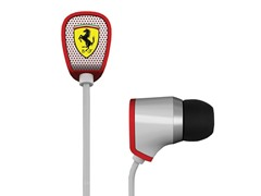 Ferrari R100i Earphones with 3-Button Remote