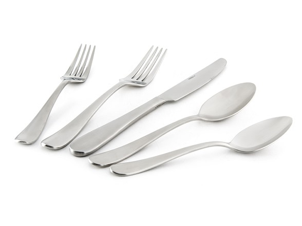 Oneida Edessa Satin 18 10 65pc Flatware Set